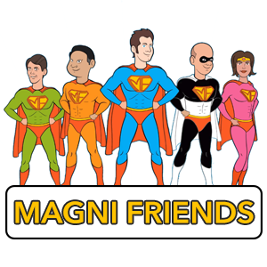 Video-animation-Magni Friends